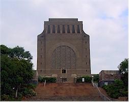 Pretoria Nasionale Monumente